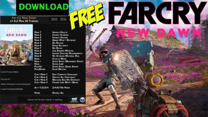 Far Cry New Dawn Trainer