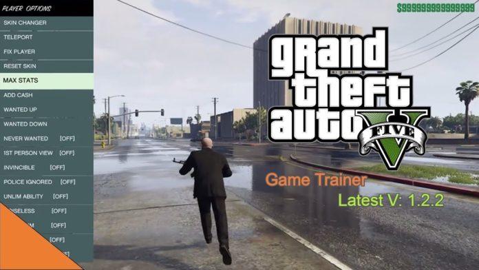 GTA V Trainer